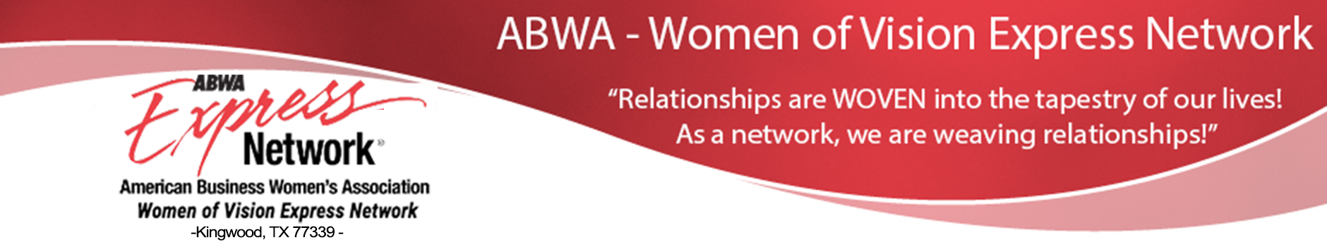 ABWA – Women of Vision Express Network (WOVEN)